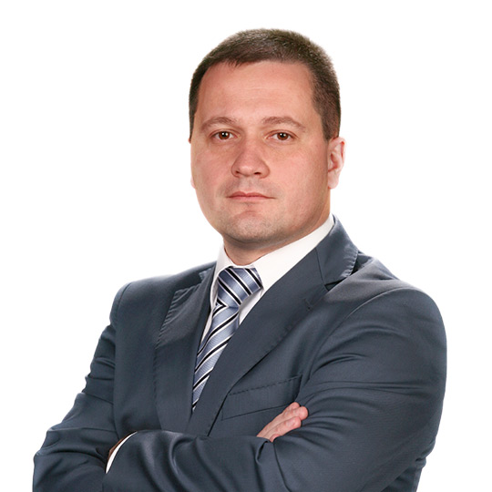 Igor Vdovichenko , First Deputy General Director, Operation and Security